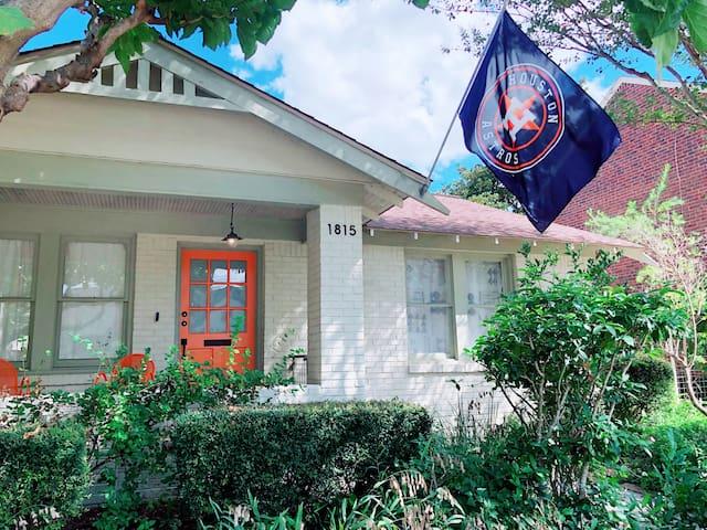 The Dunlavy House Houston