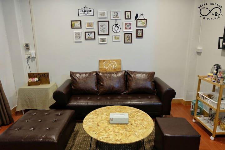 NeverEndingJourney's home :) DMK Donmuang