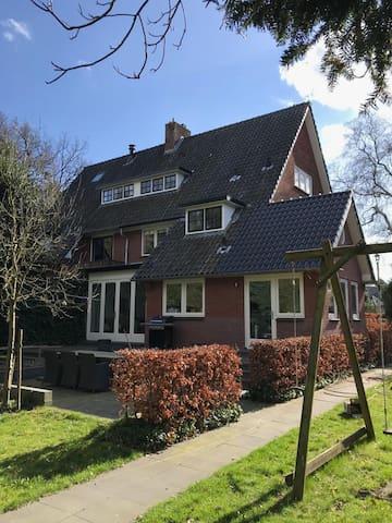 Spacious familyhome, 5 bedrooms, Amsterdam area