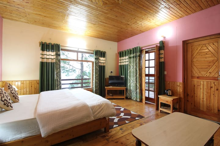 Kasar Himalaya Holiday home @ Binsar Road