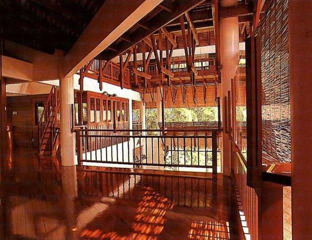 Villa Sri Ananda - Master Suite