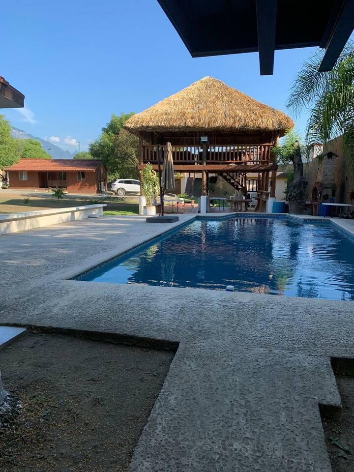 Quinta Girasol, un lugar especial para descanso