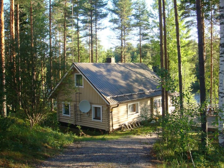Cozy holiday home in Savonranta