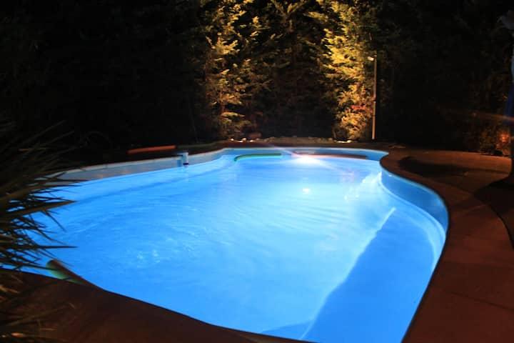 Villa piscine près de Sanary-sur-Mer et Bandol