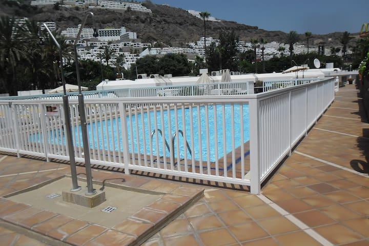 Apartamento Puerto Rico M27 - Puerto Rico de Gran Canaria - Lägenhet