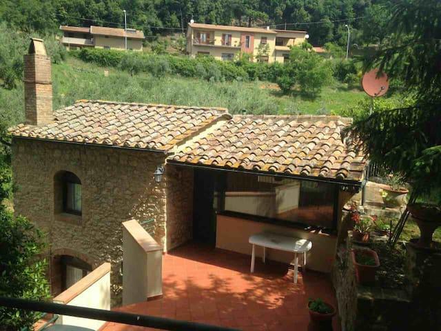 Villa Vechio Mulino in stille toscano - Casale Marittimo - Ev