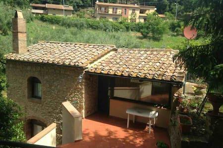 Villa Vechio Mulino in stille toscano - Casale Marittimo