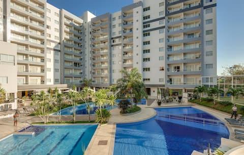 Appartement Veredas Hotel avec vue  sur Serra Rio Quente
