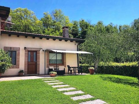 Cabana VerdeOliva (Vicenza)