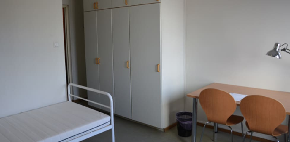 Private room for 1 person, 10 min from T-centralen