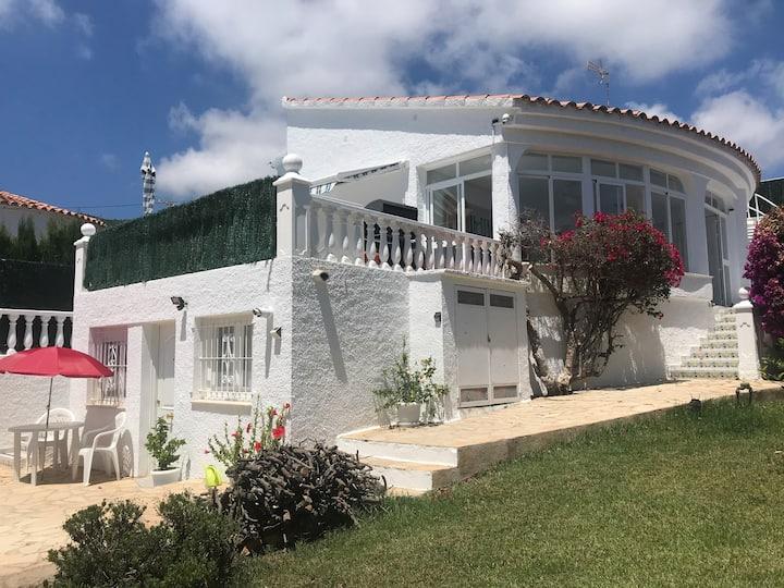 Alcossebre villa 3 dormitorios con piscina privada