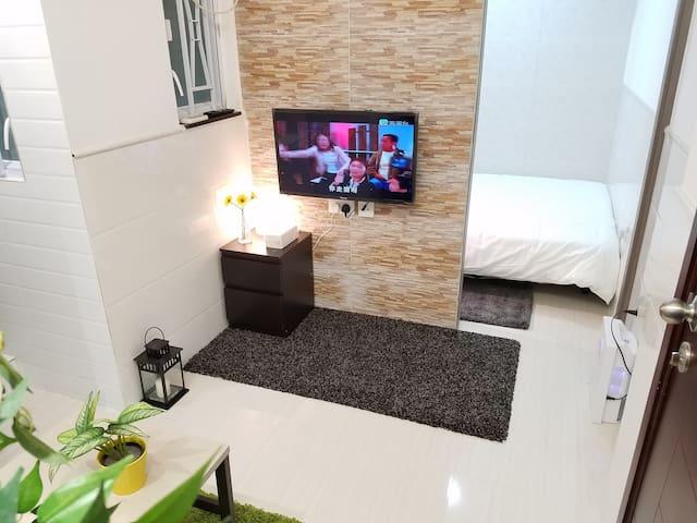❤•❤ Lovely Studio Apartment ❤•❤ TST/Jordan - Yau Tsim Mong District - Apartment