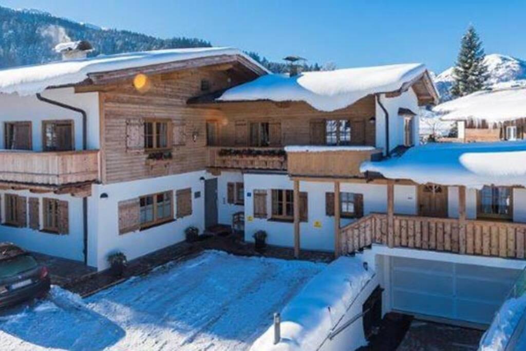 Landhaus Kitzhorn Winter