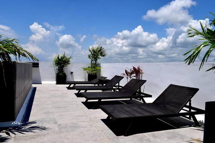 Beautiful Studio all amenities!  Newly Built!