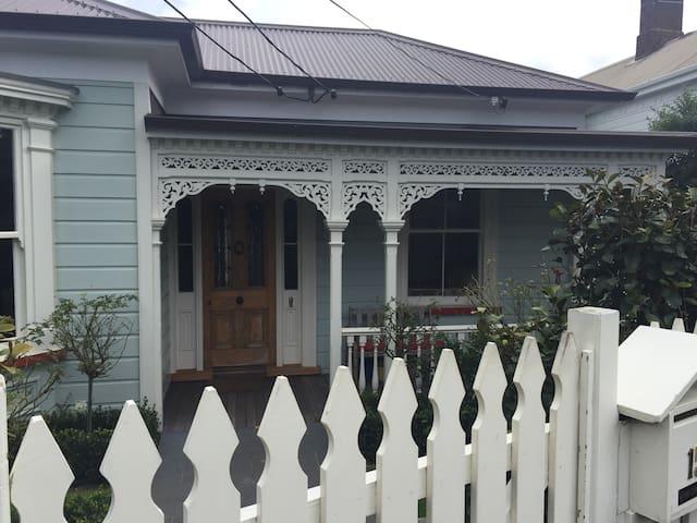 Mt Eden villa, modern interior - Auckland - Wohnung