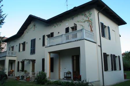 Villa Glicine a Borgofranco