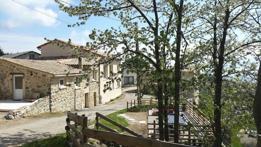 les Cadichons de la Grange - Saint-Péray - Huis