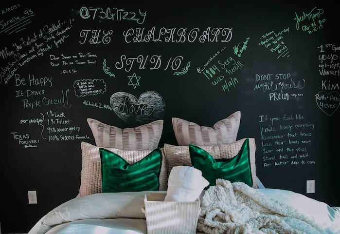 The Chalkboard Studio