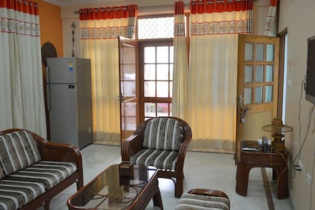 Fully Sanitized Homestay 2BHK for work or vacation