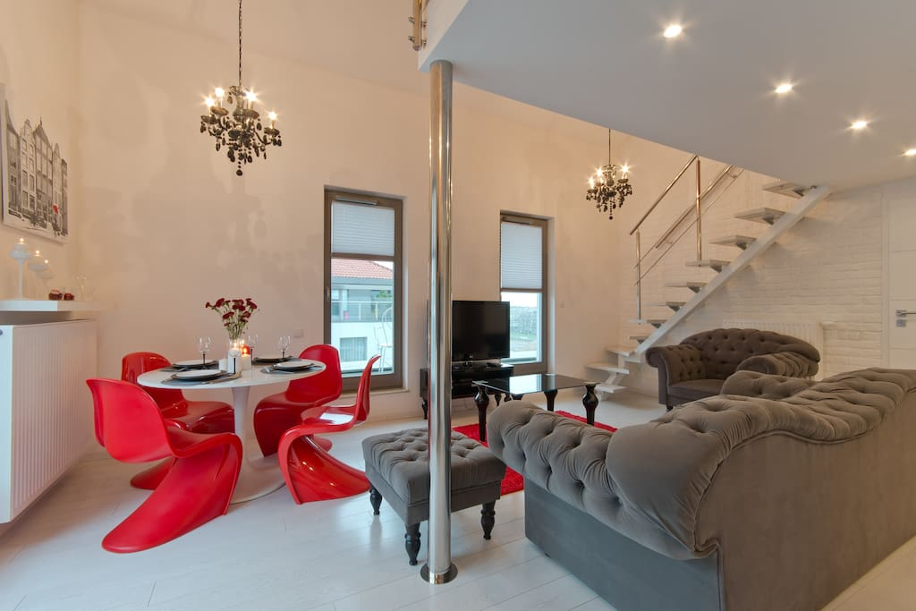 Apartamentyganskeu LUX Waterlane