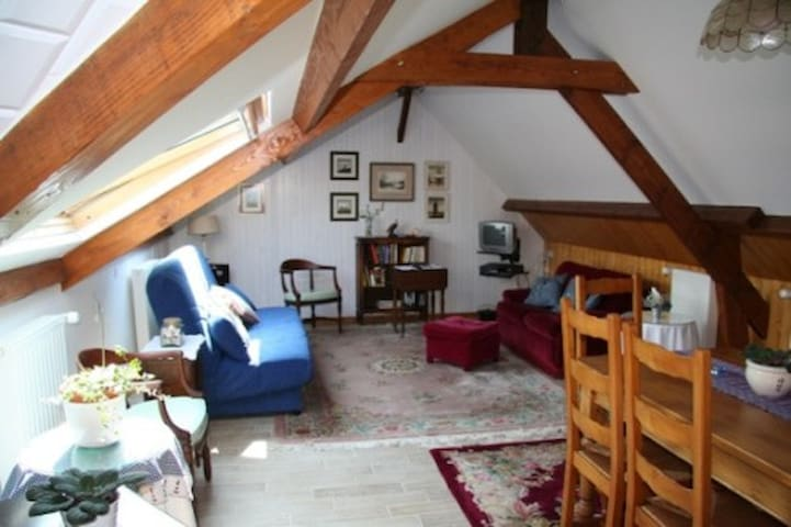 Le Clos de la Barre - B&B near D-Day beaches - Basly - Apartamento