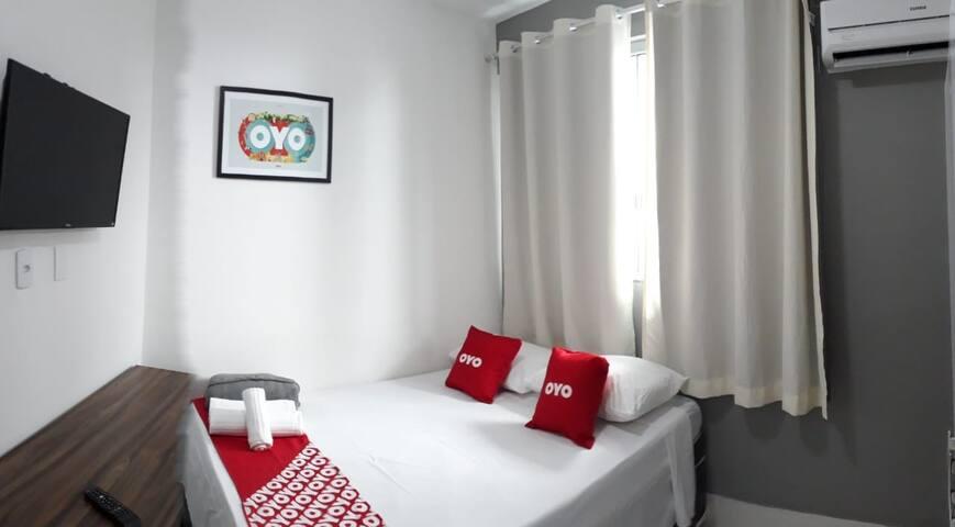 Hotel!! 204 localizado Setor Bueno preço acessível