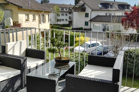 Charming appartement in a quiet location - Rüti - 公寓