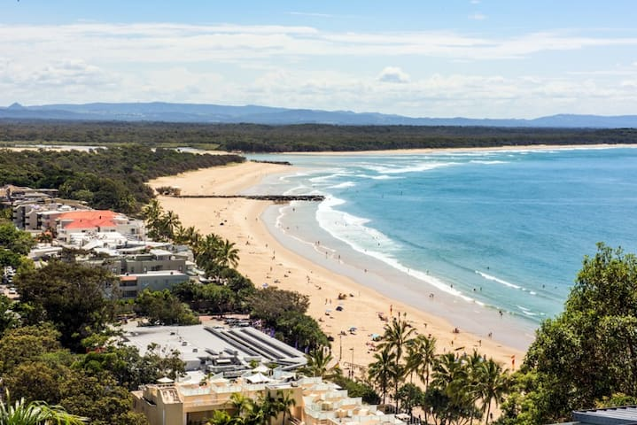 Possibly the best view in Noosa + Luxe
