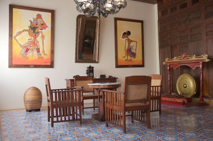 Griya Pamengkang - Javanese House