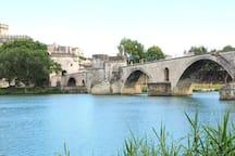 Tourisme à proximité - Avignon (à 5min de La Maison Joffre)