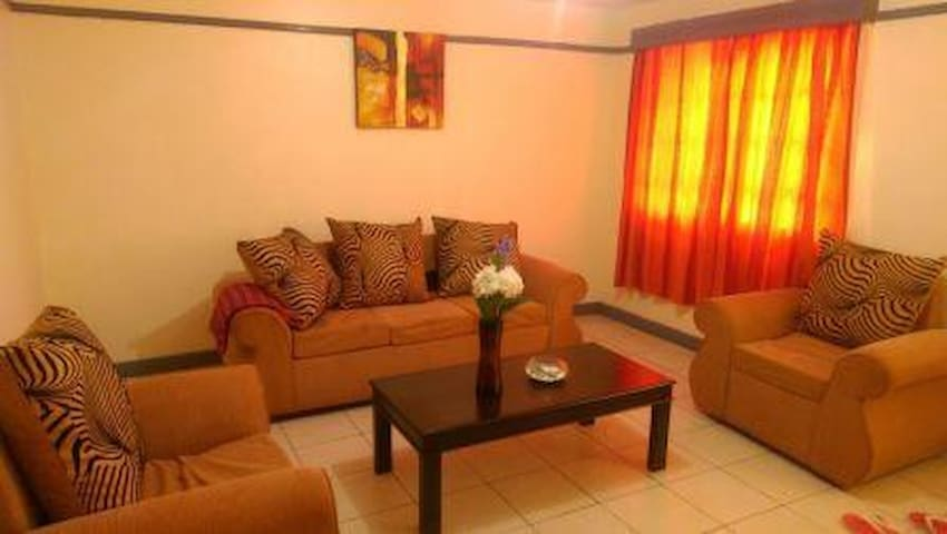 Nairobi Homes(FREE airport pick up) - Nairobi - Apartment