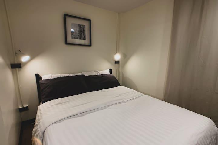 DB#4 Cozy room in central of BKK near BTS