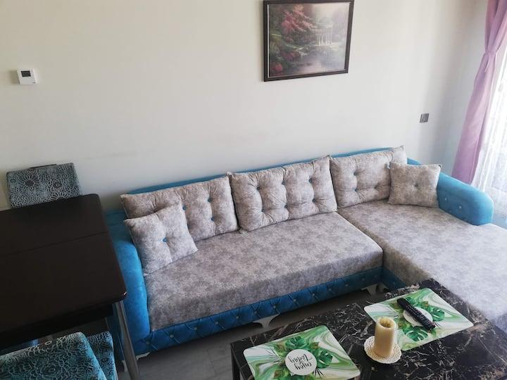Residance in Safe & Clean Otel konforunda rezidans