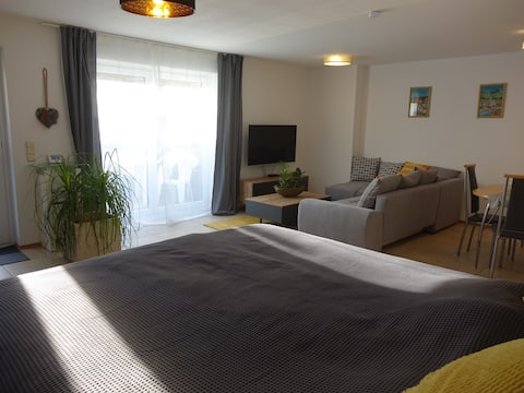 Exclusive cozy apartment in the heart of Franconia