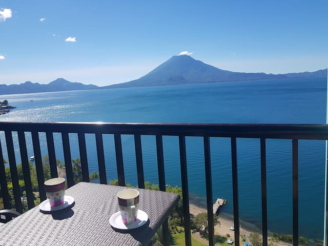 Sky View Atitlan Suites, Free Breakfast