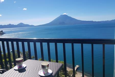 Sky View Atitlan Suites, Free Breakfast