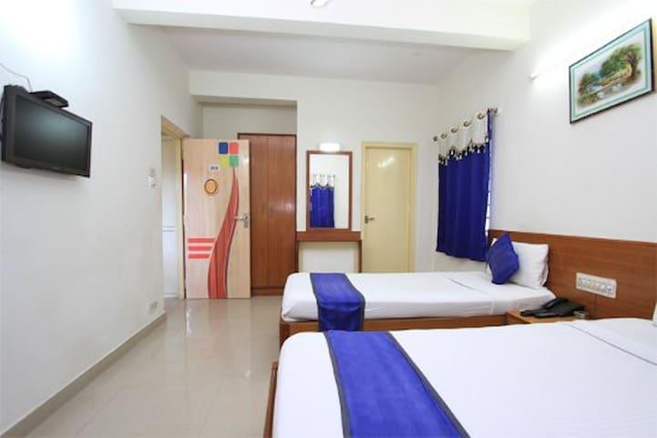 Budget Hotels near Bangalore Airport