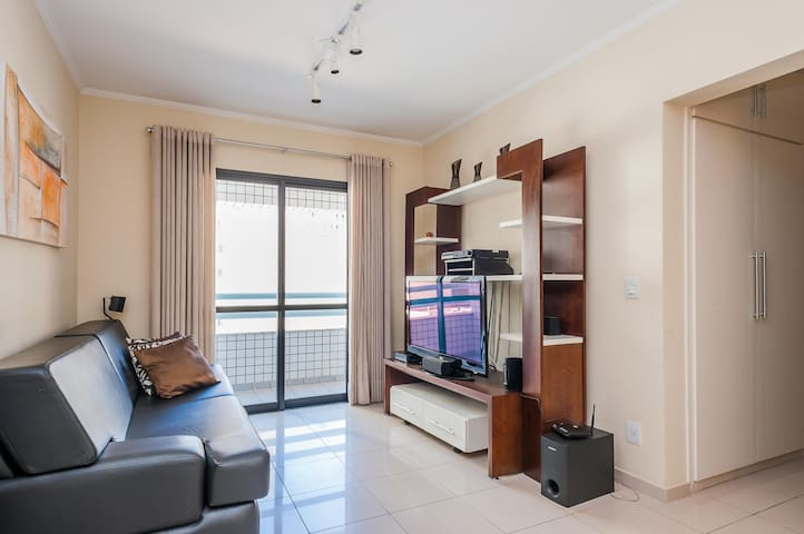 Fully Furnished Apartment on Cambuí - Campinas - Leilighet