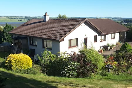 Dingwall single room on NC500, Inverness 25mins