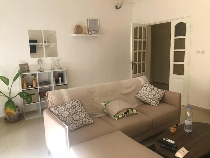 Comfy room in private and calm flat in Dakar