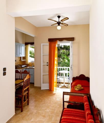 One Bedroom Apartment up to 4 people B