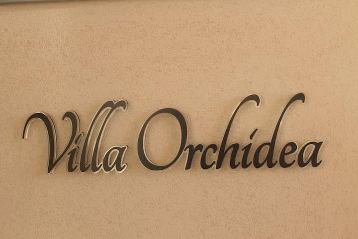 b&b villa orchidea..  capo vaticano.Tel 3401541115