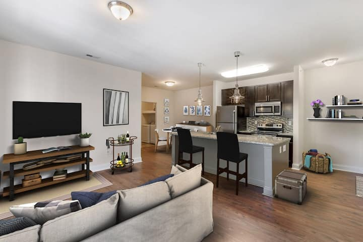Cozy apartment for you | 2BR in Charlotte