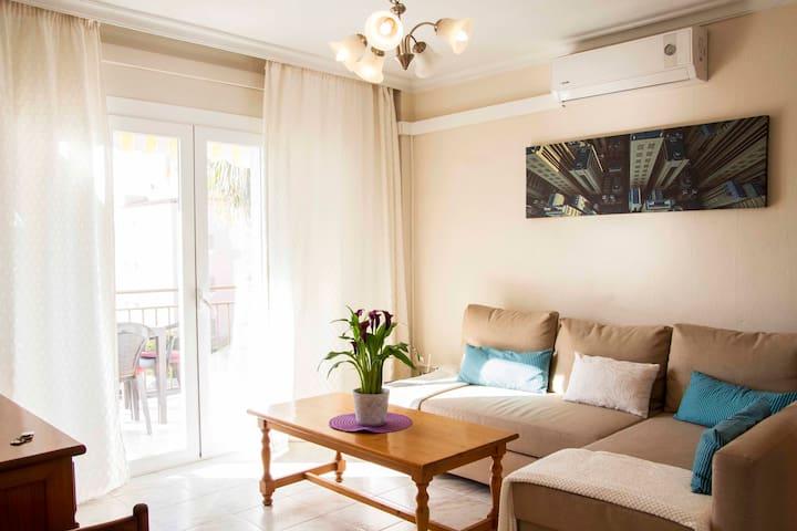 Precioso apartamento a 100m de la playa