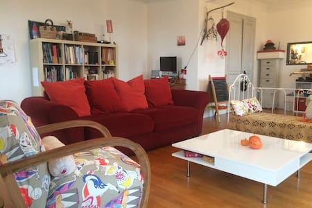 Appartement spacieux en plein coeur de ville - Chalon-sur-Saône