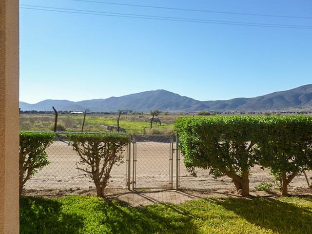 Valle de Guadalupe. Large Home in BC wine region