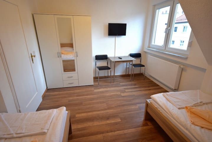 AB Apartment Objekt 70 - 3 Zimmer Bad Cannstatt - Stuttgart - Flat