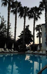 kemerin en güzel 3 yıldızlı otelidir