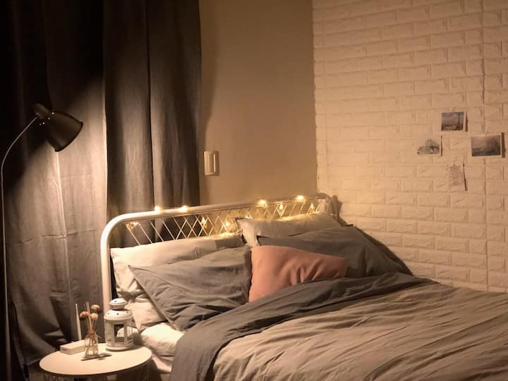 ■Clean and Isolation available■Hongdae Sta_5min