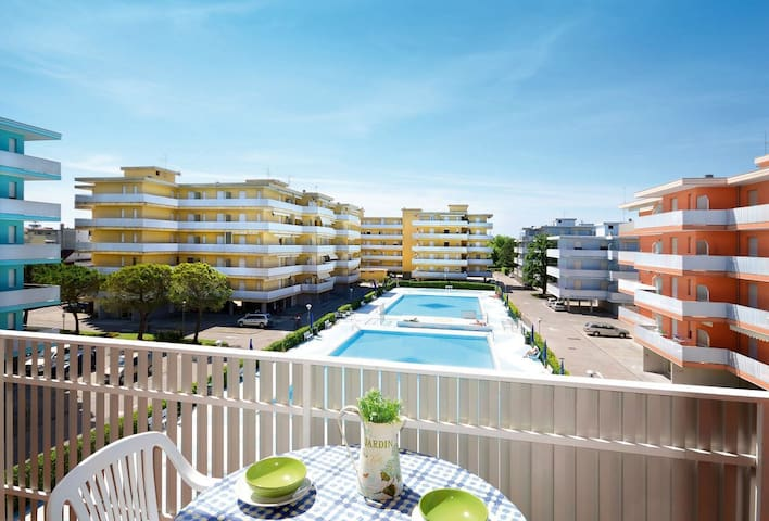 TWO-ROOM-APARTMENT BUCANEVE 1 - Bibione - อพาร์ทเมนท์